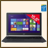 PC portable : ACER Aspire V Nitro VN7-571G-57ZH - Black Edition